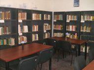 Sala de Lectura de la Biblioteca Pública José Martí