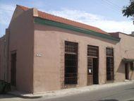 Fachada de la Biblioteca Pública José Machado Rodríguez