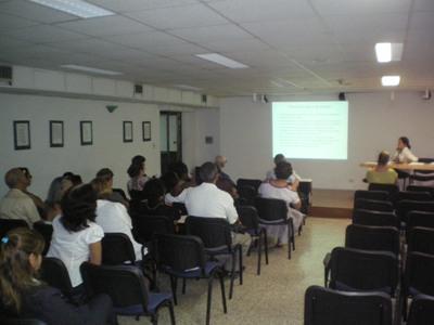 Asamblea de balance del Sistema de Bibliotecas Públicas en el año 2012