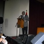 Dr. Eduardo Torres Cuevas en la apertura