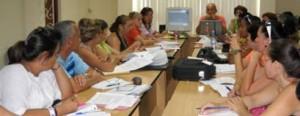 Reunión de directores de bibliotecas públicas provinciales 2013