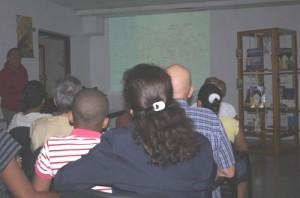 Explicación sobre lugares donde estuvo la presencia de José Martí
