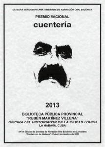 Premio Cuenteria 2013