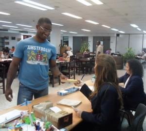 Servicio bibliotecario