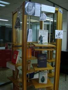 Exposición por el Día del Idioma Español