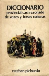 Diccionario provincial - Esteban Pichardo